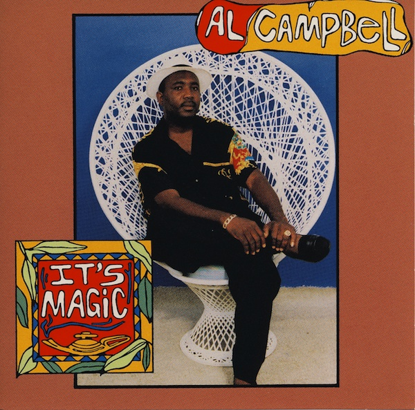 Al Campbell - It's Magic (AC-CD001)