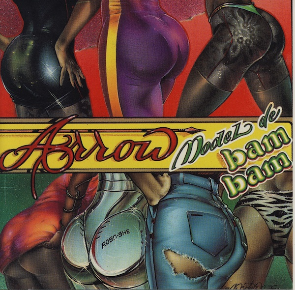 Arrow - Model De Bam Bam - (ARROW-CD039)