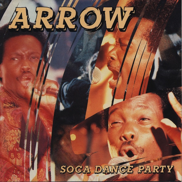 Arrow - Soca Dance Party - (ARROW-CD032)