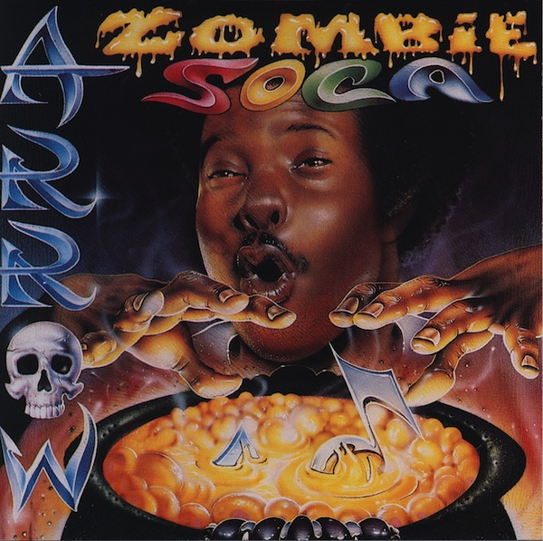 Arrow - Zombie Soca - (ARROW-CD035)