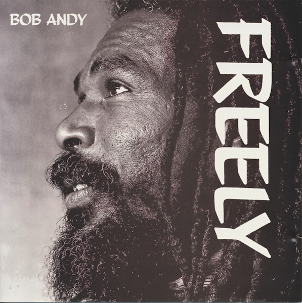 Bob Andy - Freely (AVCD006)