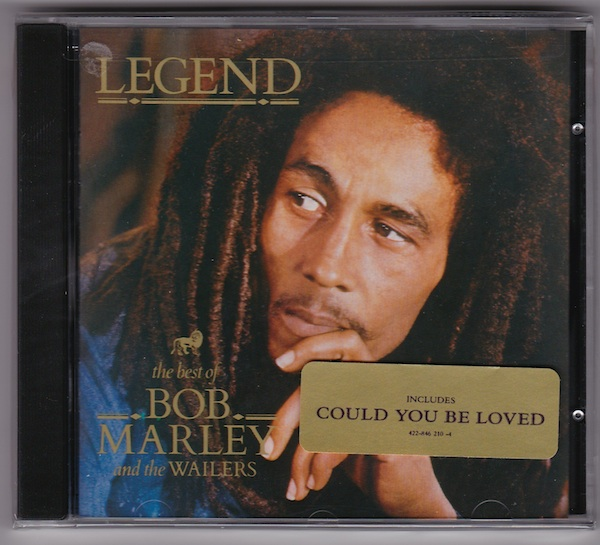 Bob Marley & The Wailers - Legend (TGCD-846-210)