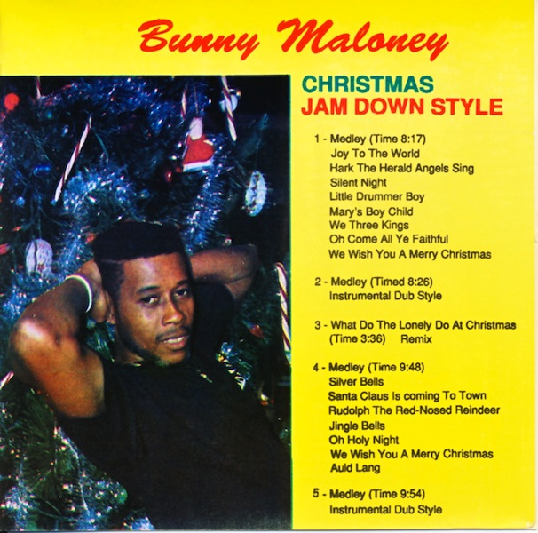 Bunny Maloney - Christmas Jam Down Style (HMCD50102)