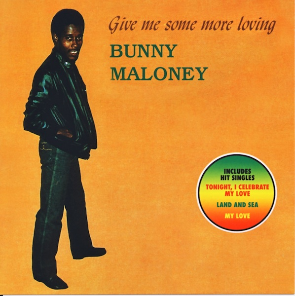 Bunny Maloney - Give Me Some More Loving (HMLP50115)