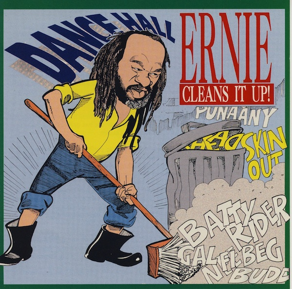 Ernie Smith - Dancehall Ernie Cleans It Up! (BUNJO- CD13754)