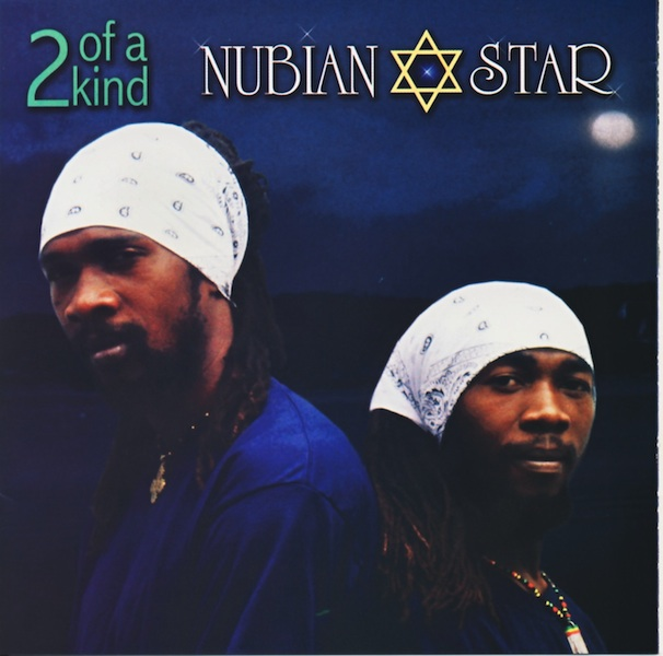 2 Of A Kind - Nubian Star - (CDUM0214)