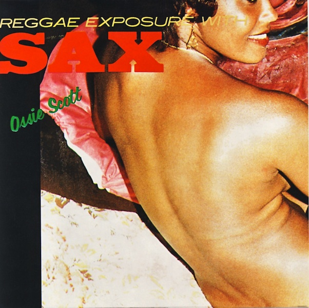 Ossie Scott & Mudies Stars- Reggae Exposure With Sax (HMLP50114)