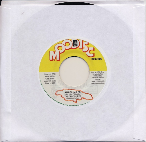 "The Debonaires - Spanish Harlem (HM7973 -7"")"