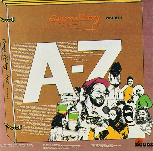 Various Artists - Reggae History A-Z Vol.1 (HMCD50116)