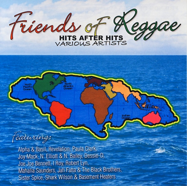 Various Artists - Friends Of Reggae Hits After Hits (HMCD50126)