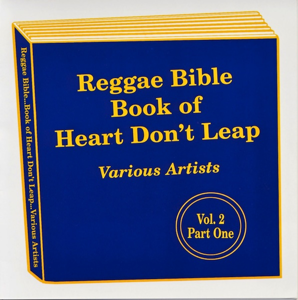 Various Artists - Reggae Bible Heart Don't Leap (HMCD50123)
