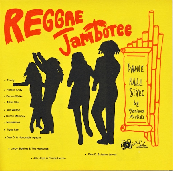 Various Artists - Reggae Jamboree Dance Hall Style (HMLP50120)