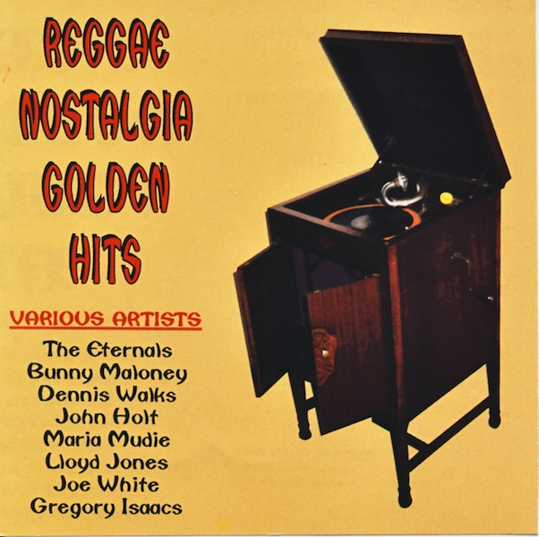 Various Artists - Reggae Nostalgia Golden Hits (HMLP50119)